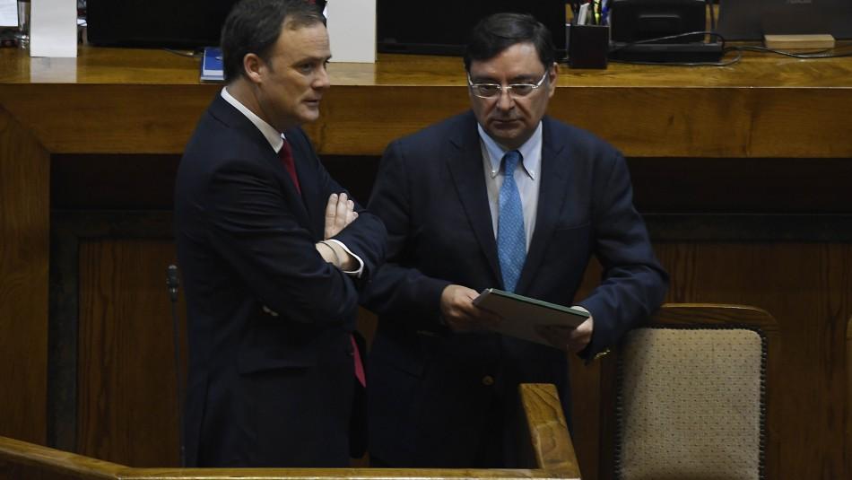 Cámara vota cuestión previa de la acusación contra intendente Guevara
