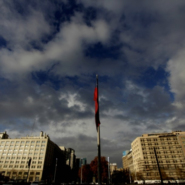 Santiago variando de soleado a parcial: Revisa el pronóstico del tiempo