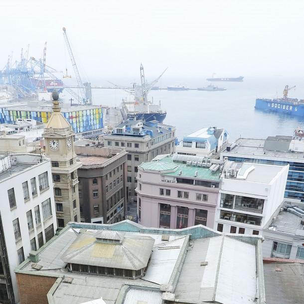 Valparaíso con intervalos de sol y nubes: Revisa el pronóstico del tiempo