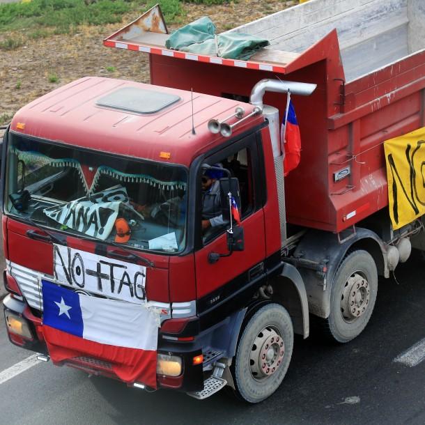 No+TAG realiza una nueva movilización por incumplimiento de acuerdos con el Gobierno