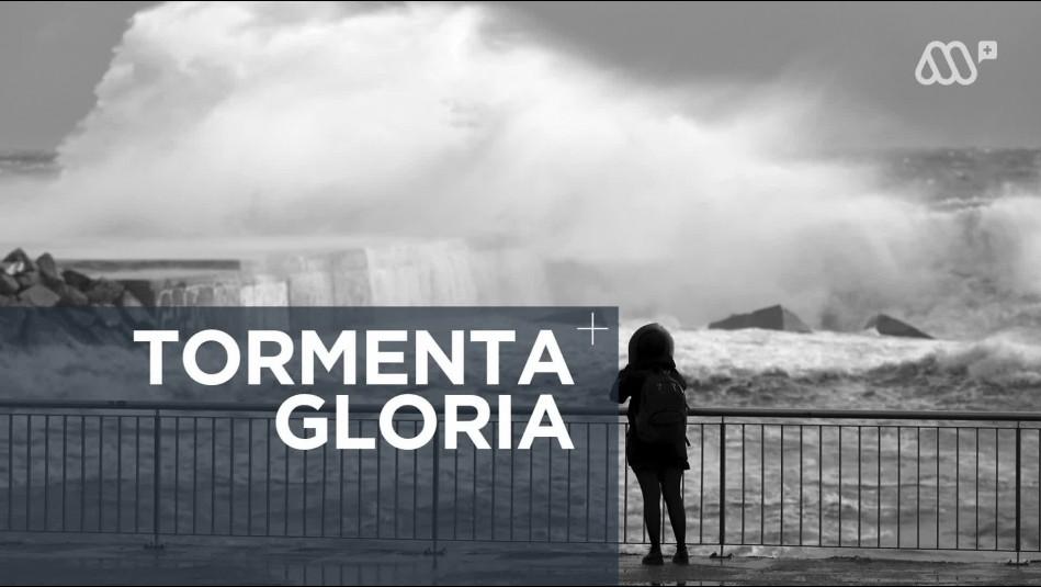 Tormenta Gloria causa estragos en España