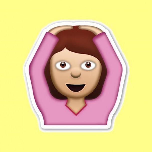 Whatsapp: Conoce el verdadero significado del emoji de la chica con las manos en la cabeza
