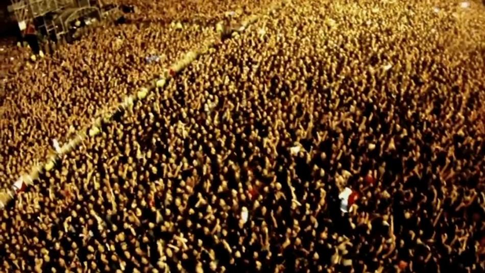 Chile en vivo y en concierto: Los recitales que hicieron historia