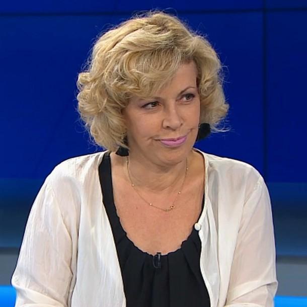Presidenta del CNTV: