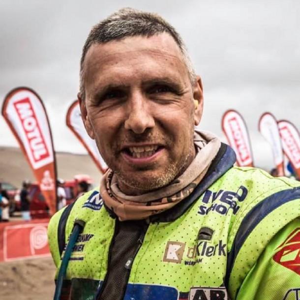 Fallece piloto del Dakar a pocos días de terminada la competencia