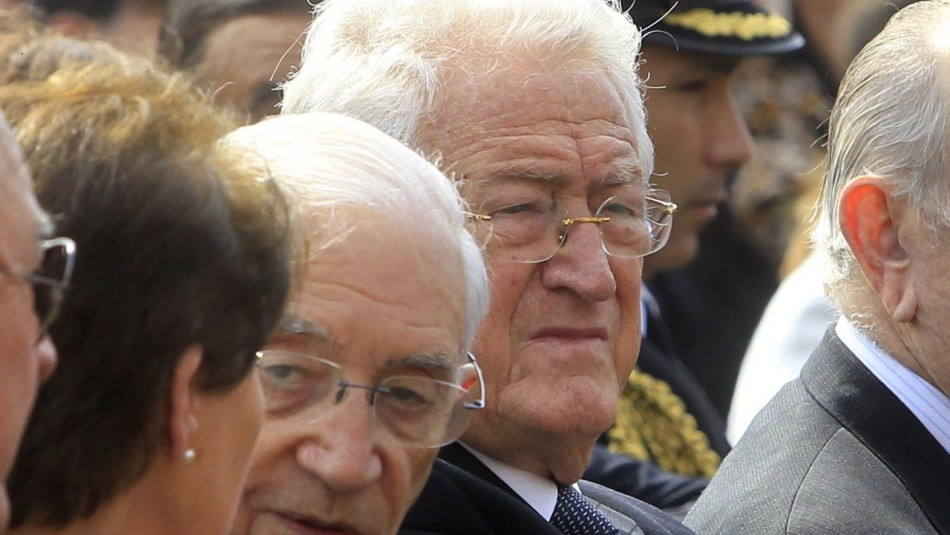 Fallece exgeneral director de Carabineros Fernando Cordero Rusque
