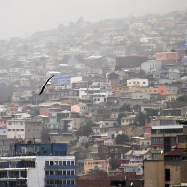 Valparaíso con nubosidad parcial: Revisa el pronóstico del tiempo