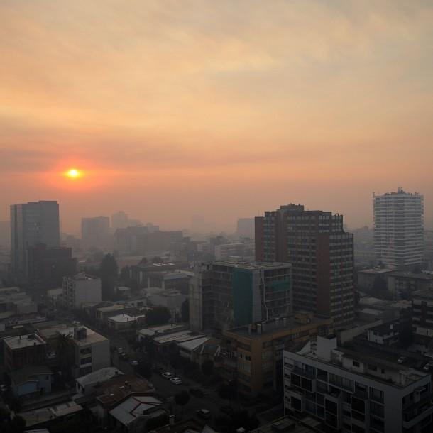 Concepción parcial con brisa por la tarde: Revisa el pronóstico del tiempo