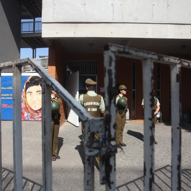 Custodia policial a pruebas y control de acceso: Las medidas de seguridad para nueva PSU