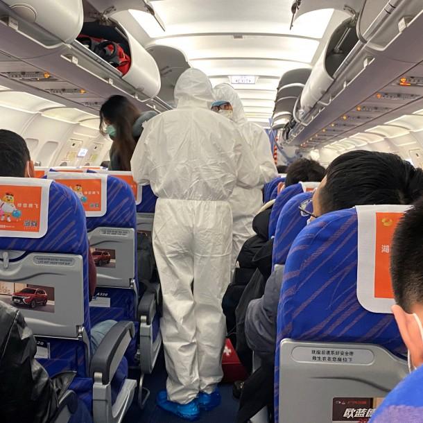 Pekín suspende viajes organizados dentro de China y al extranjero por coronavirus