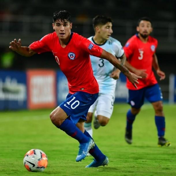 Chile no pudo con Argentina y se jugará la clasificación en la última fecha del Preolímpico