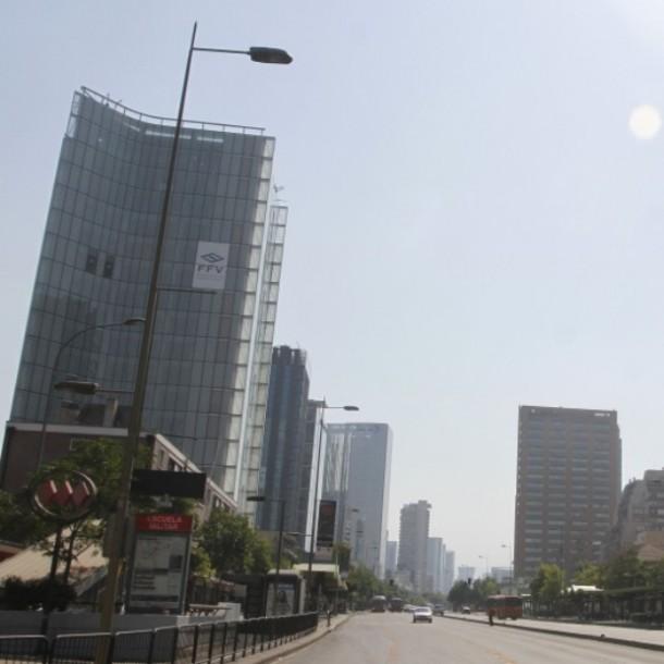 Santiago totalmente despejado: Revisa el pronóstico del tiempo