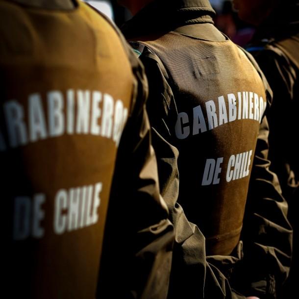 Carabineros y ataque que sufrieron uniformados en Antofagasta: