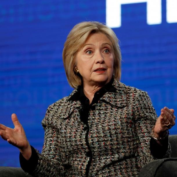 Hillary Clinton dice que EEUU