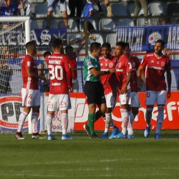 Torneo Nacional 2020: La U debuta con una derrota en los descuentos frente a Huachipato