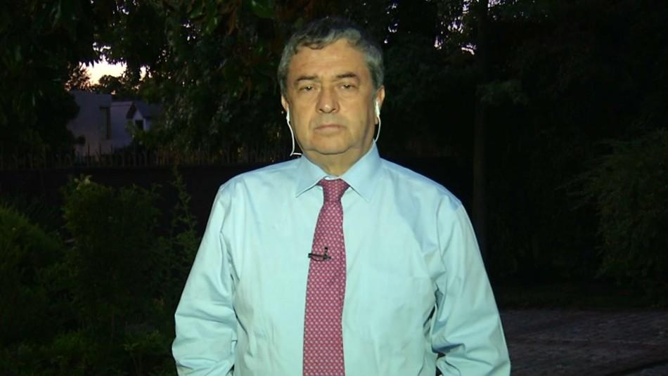 Senador Coloma por nueva Constitución:
