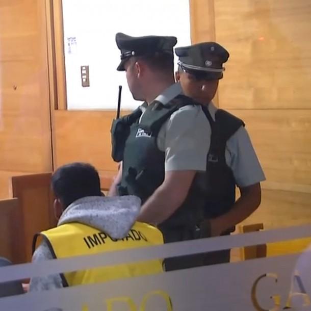 Prisión preventiva para marido de mujer que denunció agresión simulando pedir una pizza