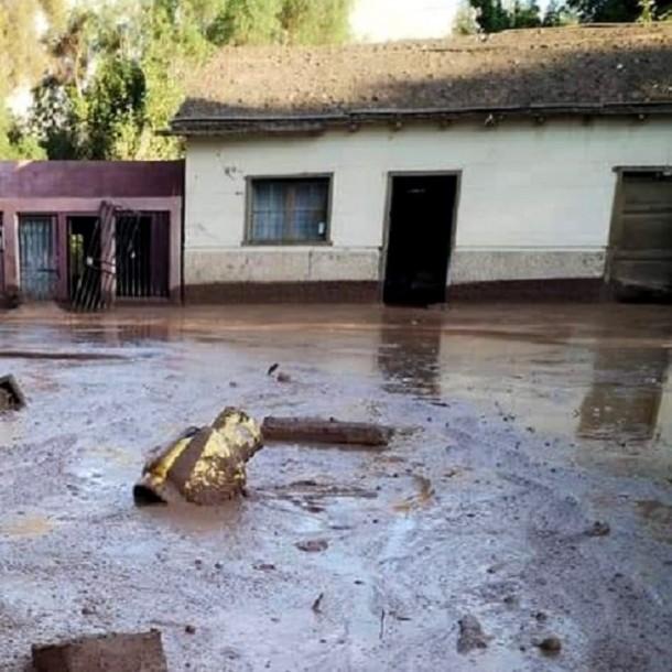 Decretan evacuación de tres localidades de la comuna de Alto del Carmen