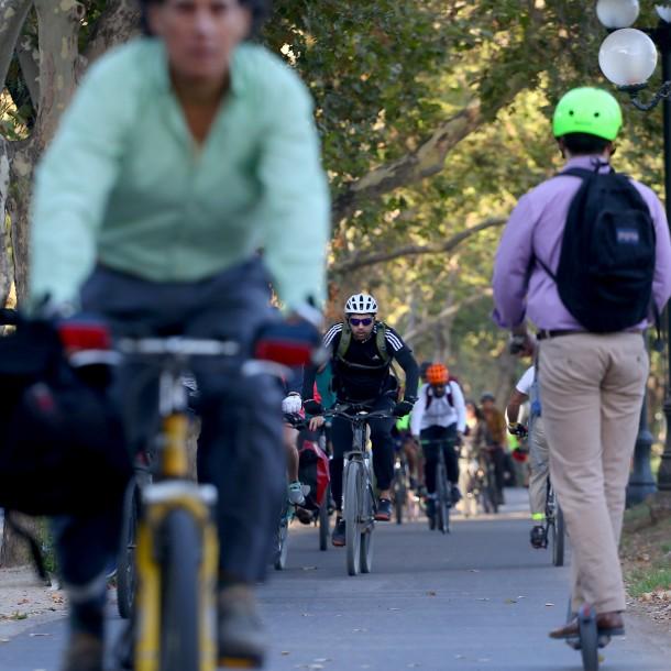 Estudio sobre hábitos de los ciclistas: