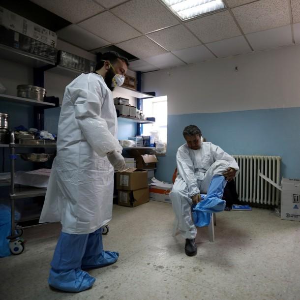Se dio el primer contagio entre humanos en Europa del coronavirus chino