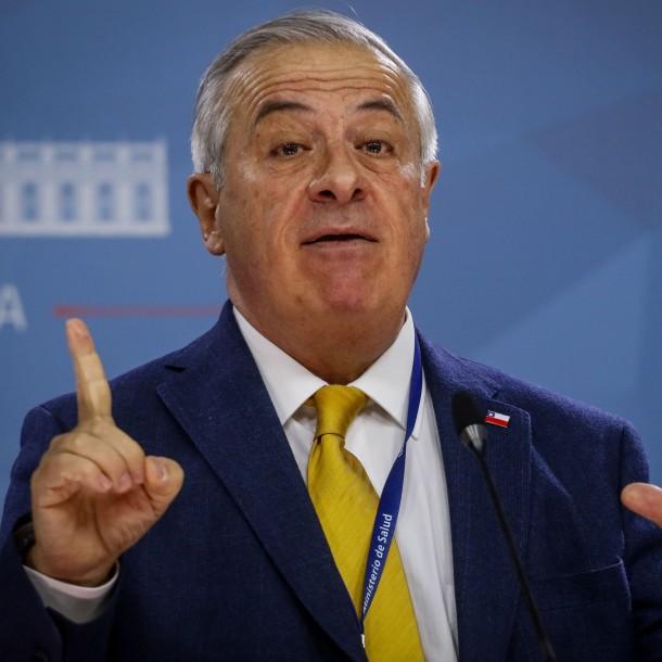 Coronavirus: Ministro Mañalich confirma chilenos en cuarentena en China