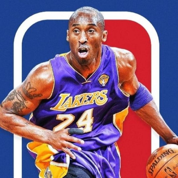 Lanzan campaña para cambiar logo de la NBA en honor a Kobe Bryant