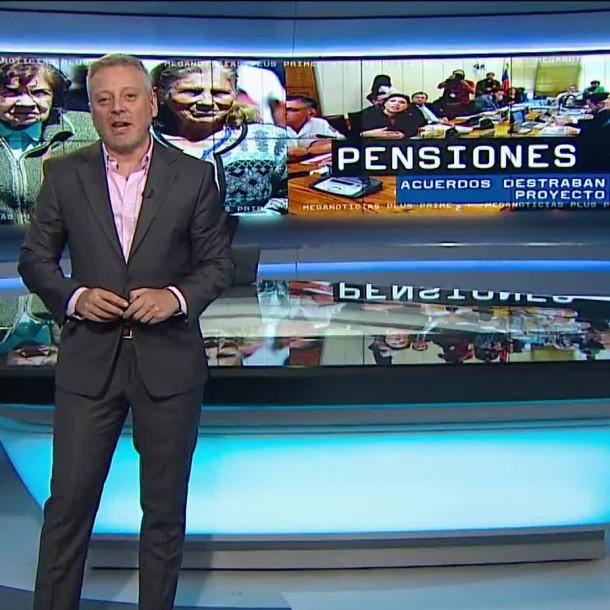Meganoticias Plus Prime - Martes 28 de enero 2020