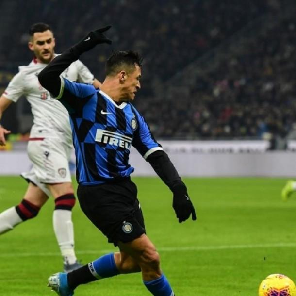 Sigue el partido Inter con Alexis Sánchez titular vs. Fiorentina de Erick Pulgar en Copa Italia