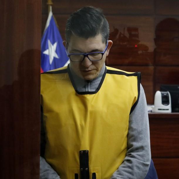 Condenado por asesinato del profesor Nibaldo Villegas inició huelga de hambre