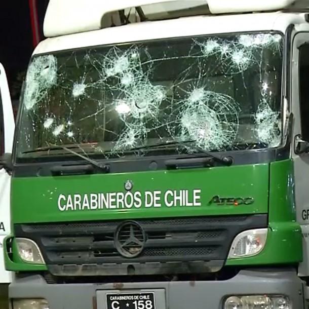 Carabineros entrega versión sobre hincha de Colo Colo que murió atropellado por camión policial