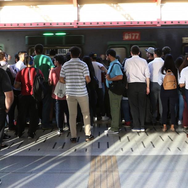 Metro informa interrupción de su servicio en la Línea 5