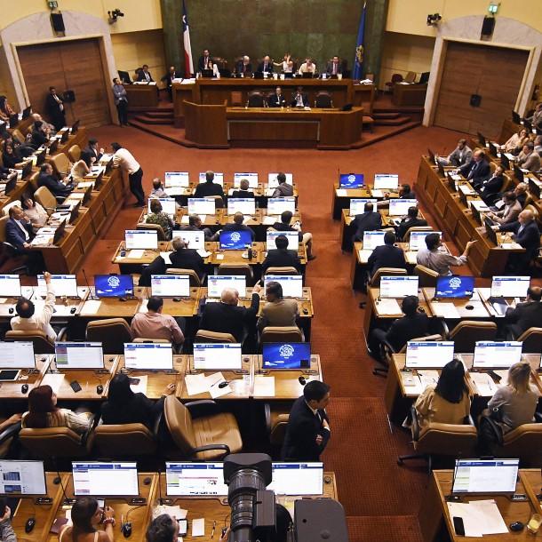 Cámara de Diputados aprueba reforma tributaria y la remite al Senado