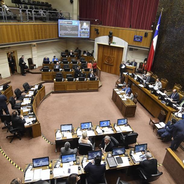 Senado despacha proyecto de Nuevo Servicio de Reinserción Juvenil