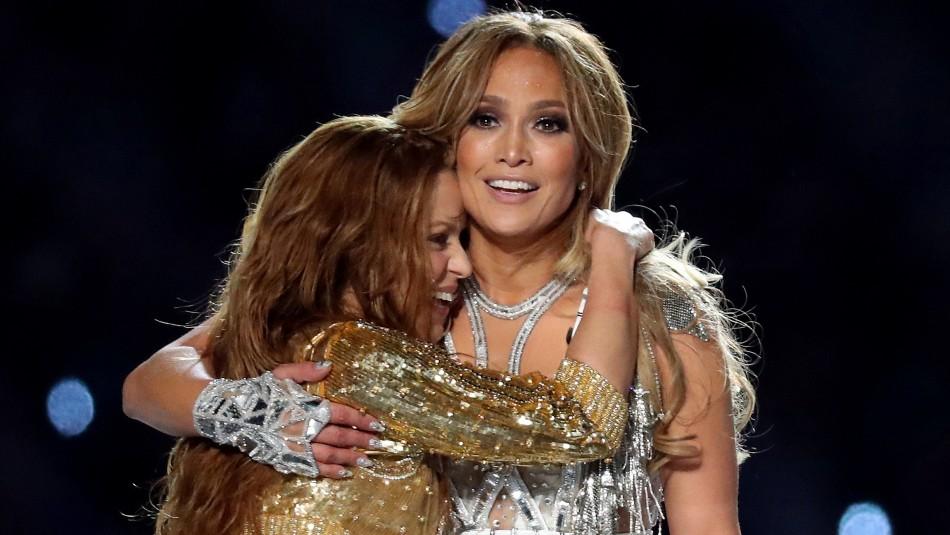 Si te lo perdiste: Mira el show completo de JLo y Shakira en el Super Bowl