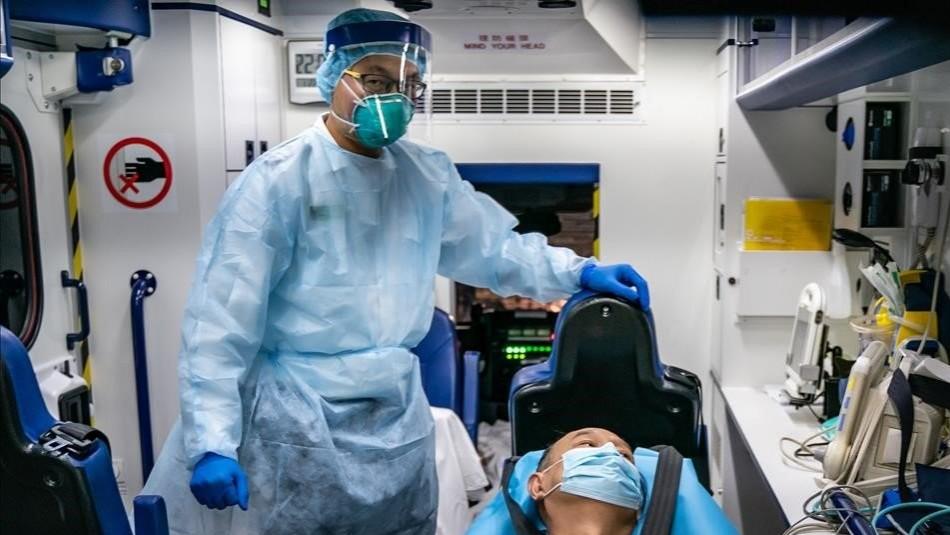 Muere en Hong Kong paciente contaminado con nuevo Coronavirus