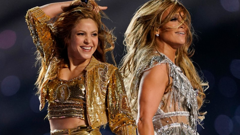 Shakira y JLO no habrían cobrado por su presentación en el Super Bowl 2020