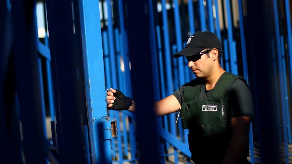 Publican en Diario Oficial ley de modernización de la carrera funcionario de Gendarmería