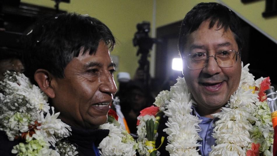 Delfín de Evo Morales es proclamado candidato presidencial del MAS en Bolivia