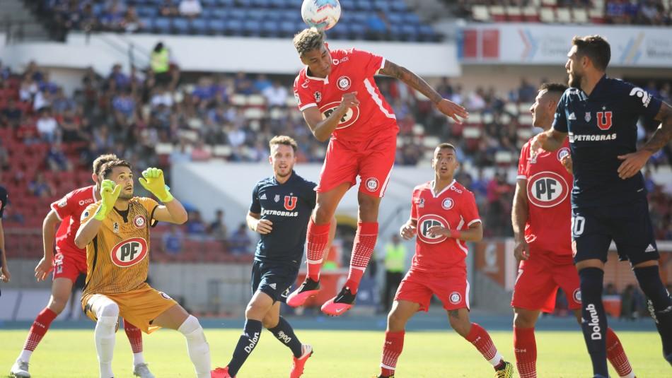 El desafío se juega en el Nicolás Chahuán.