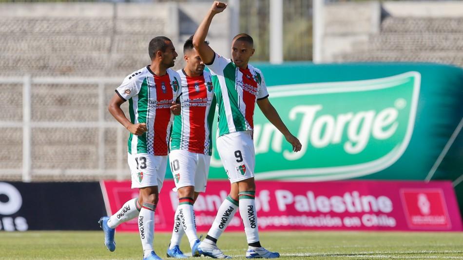 Palestino busca avanzar en Copa Libertadores: ¿Qué resultados le sirven ante Cerro Largo?