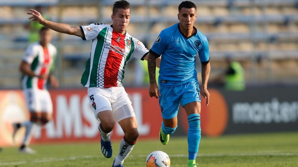 Sigue el partido de Palestino vs. Cerro Largo por Copa Libertadores ¡Es goleada árabe!