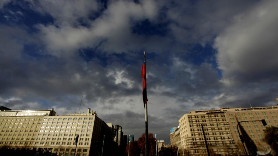 Santiago parcialmente nublado: Revisa el pronóstico del tiempo
