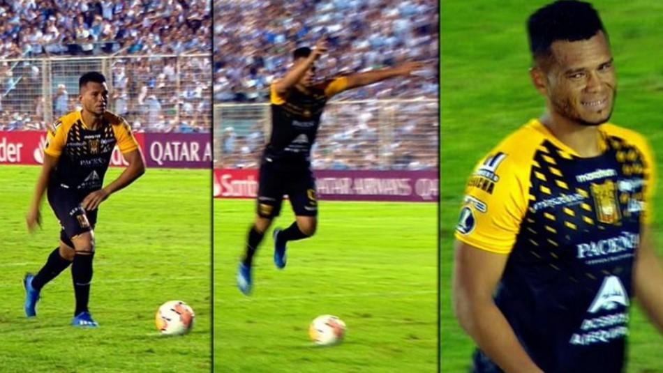 ¿El peor penal de la historia?: La quiso picar y su equipo perdió la clasificación en Copa Libertadores