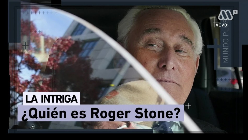 ¿Quién es Roger Stone?