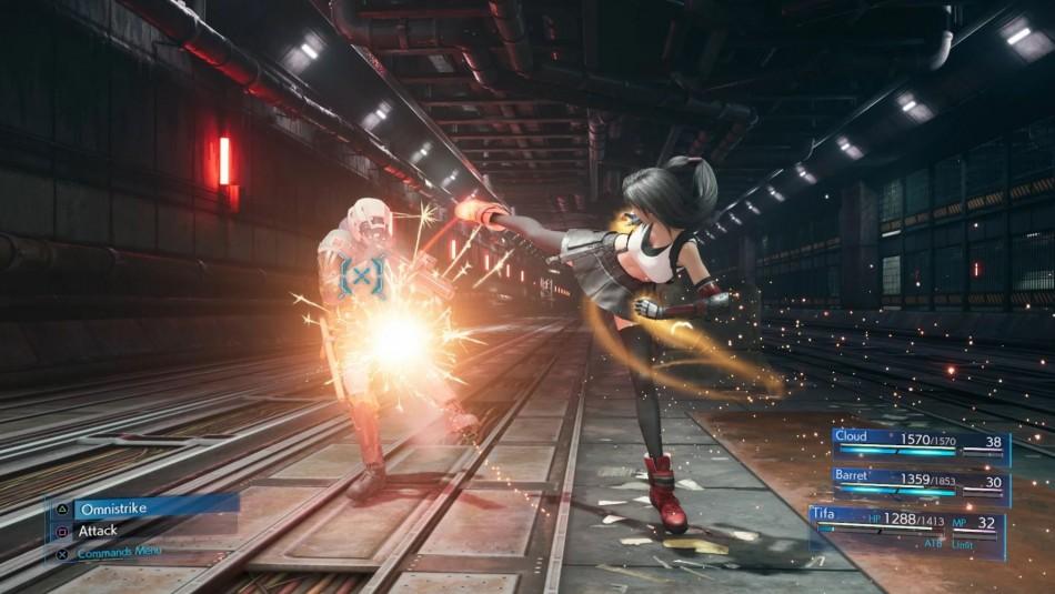 Square Enix comparte nuevas e impresionantes imágenes de