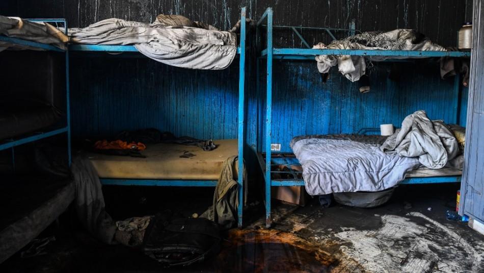 Mueren 15 niños tras incendio en orfanato de Haití que no tenía permiso para funcionar