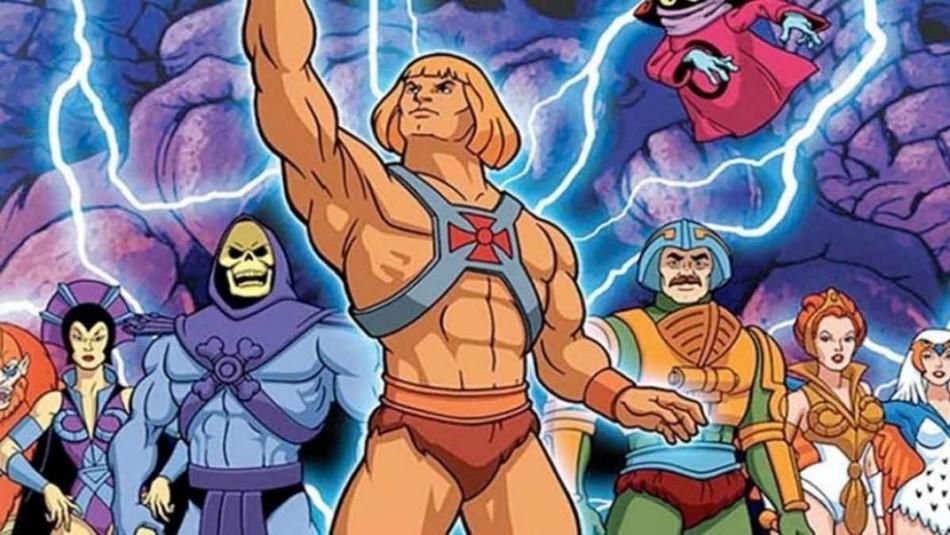 Netflix liberó el listado de actores que participarán en serie de He-Man