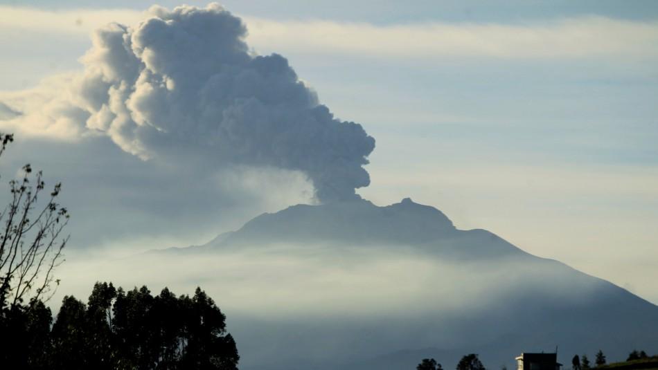 Los efectos de una erupción volcánica podrían durar muchos años