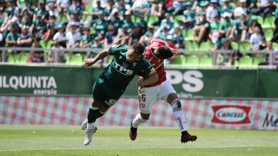 Sigue el partido Wanderers vs. Universidad de Chile: ¡Goles y expulsado!