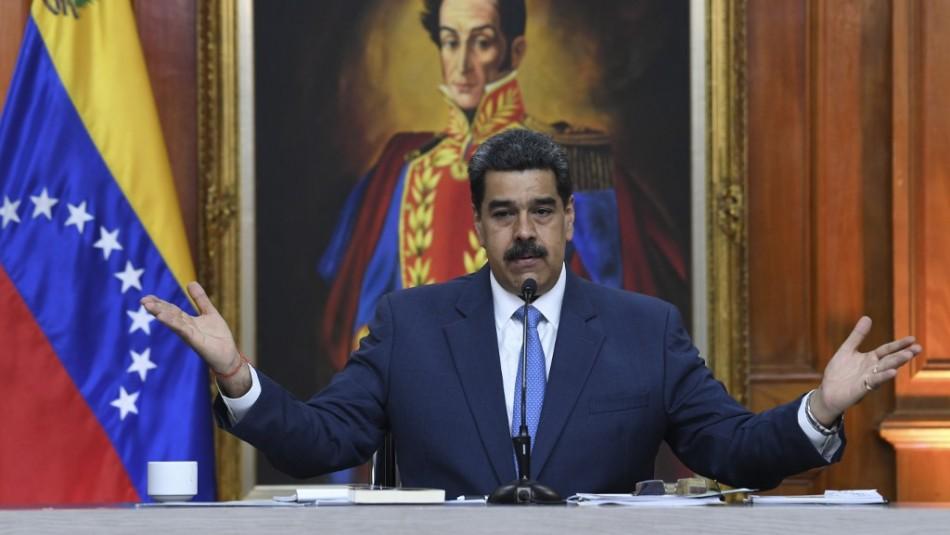 Maduro acusa a Bolsonaro de arrastrar a Brasil a